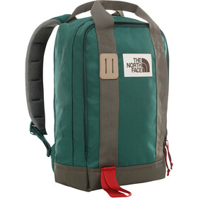 The North Face Tote Pack, night green/new taupe green